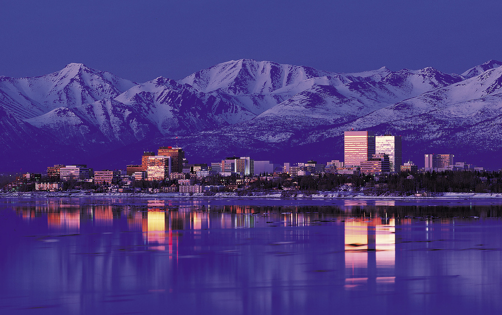 Anchorage / Alaska (c) ACVB / Robert Olsen