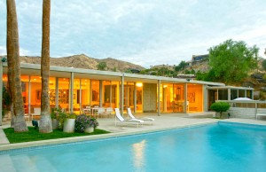 Cody House - Photo Courtesy of Palm Springs Bureau of Tourism