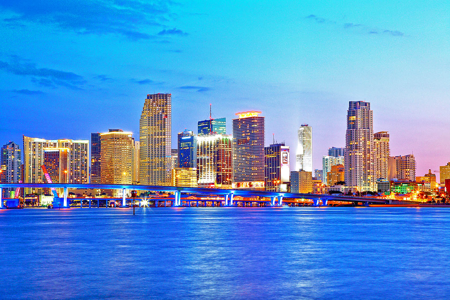 Miami-Skyline (c) Greater Miami CVB