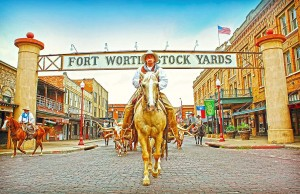 Fort Worth (c) Fort Worth Convention and Visitors Bureau