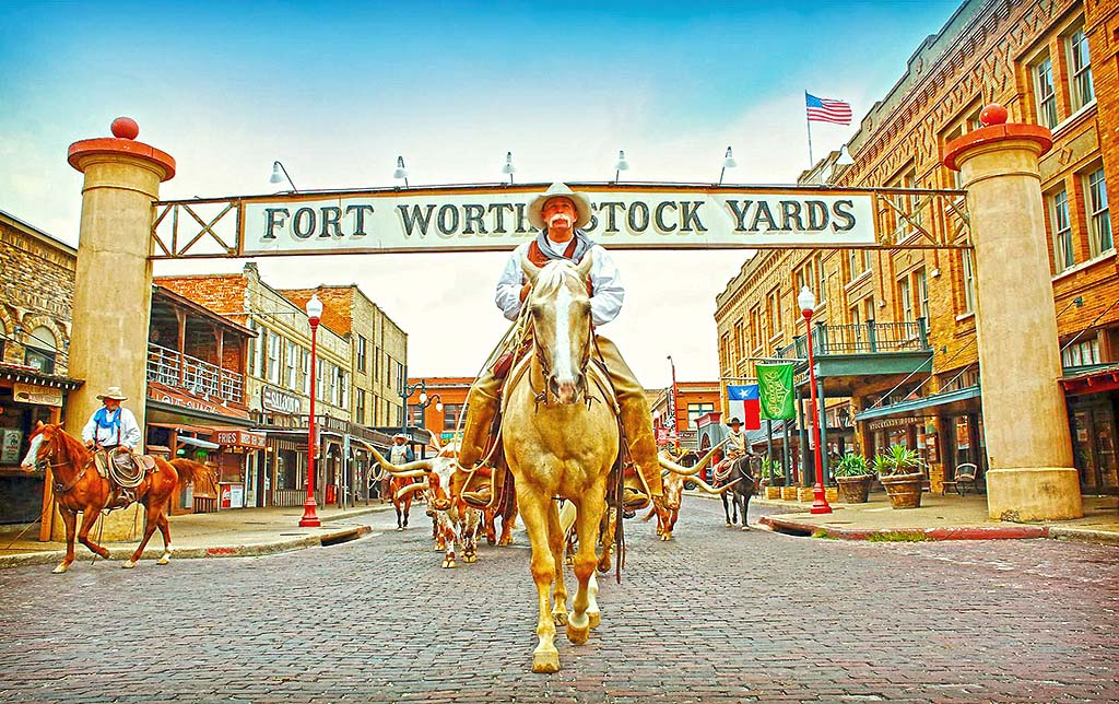 Hotels Near Fort Worth Texas Stockyards