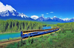 Rocky Mountaineer (c) Rocky Mountaineer