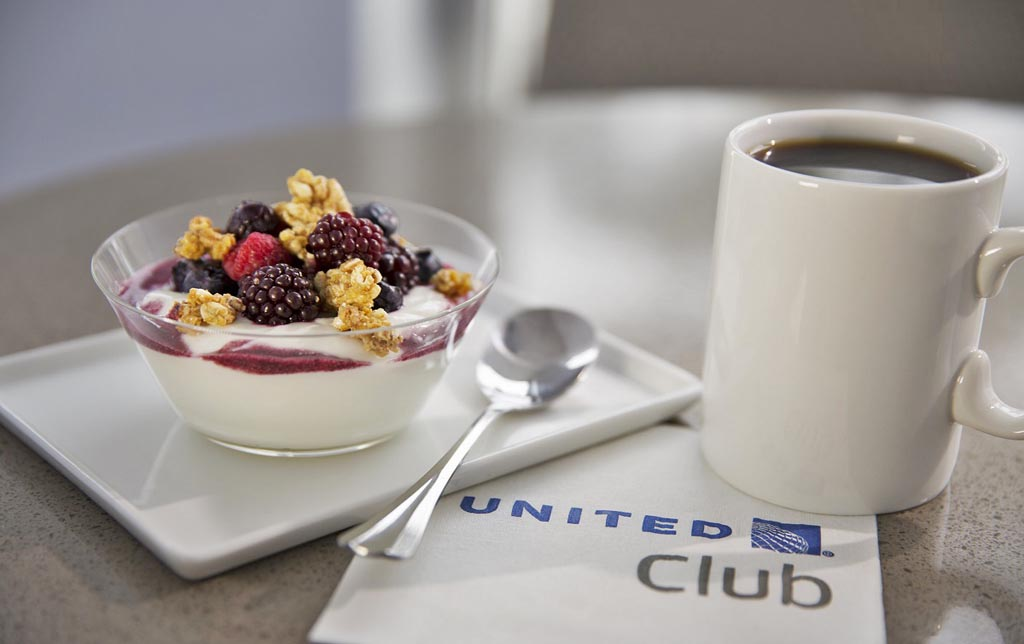 United Club (c) United / WayneSlezak