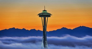 Space Needle - Seattle (c) Tim Durkan;