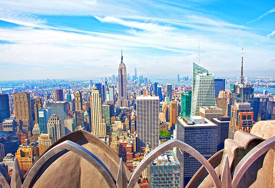 Top of the Rock - New York (c) NYCgo