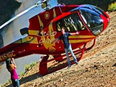 Hubschrauber (c) Papillon Grand Canyon Helicopters
