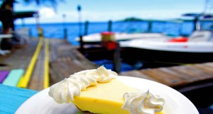 Key Lime pie (c) Florida Keys News Bureau