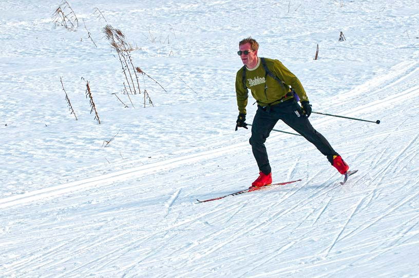 Skiing (c) Paul Stafford; Explore Minnesota