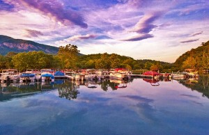 Lake Lure NC (c) Bill Russ VisitNC