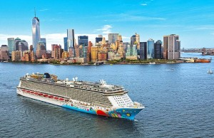 NCL New York (c) Norwegian Cruise Line