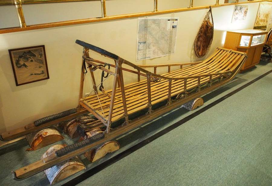 Bouchard's International Dog Mushing and Sled Museum (c) Bouchard's International Dog Mushing and Sled Museum
