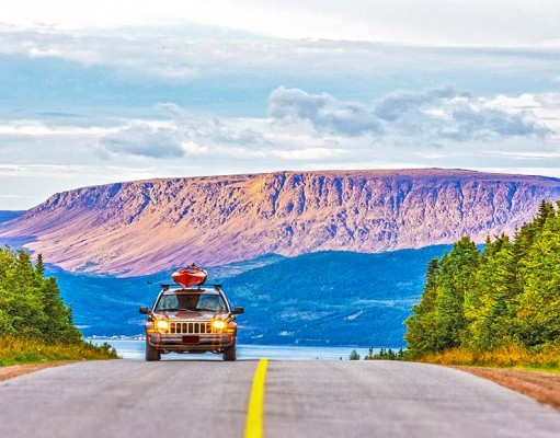Gros Morne National Park (c) © Newfoundland and Labrador Tourism