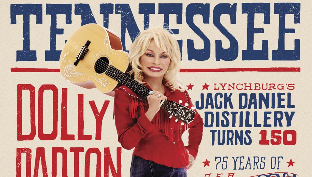 Official Tennessee Vacation Guide mit Dolly Parton (c) Tennessee Tourism