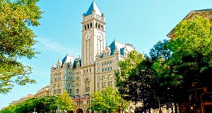 Old Post Office - Trump Hotel (c) Washington DC T.