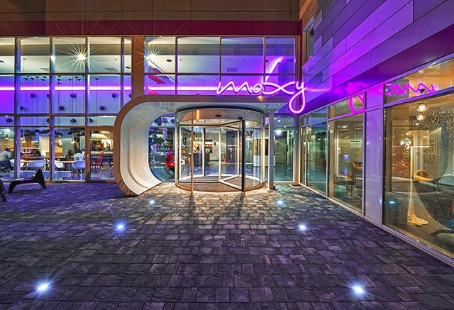 Moxy (c) Marriott International