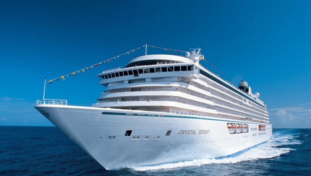Crystal Serenity (c) World Travel Holdings