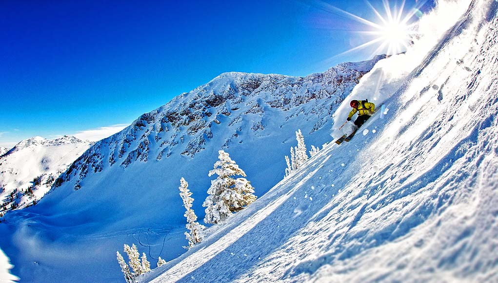 Snowbird Ski & Summer Resort © Visit Salt Lake / Garrett Grove