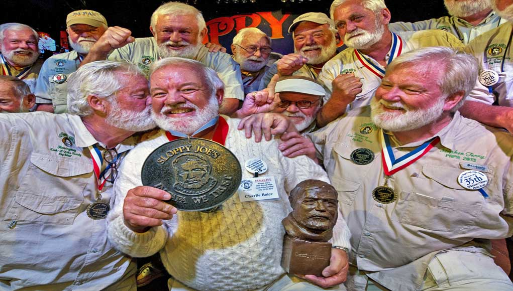Hemingway Days 2015 (c) Florida Keys News Bureau