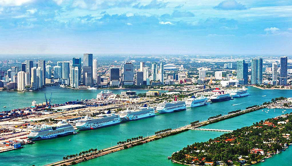 Port Miami (c) Greater Miami Convention & Visitors Bureau