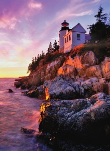 Bass Harbor Light (c) Maine Office of Tourism