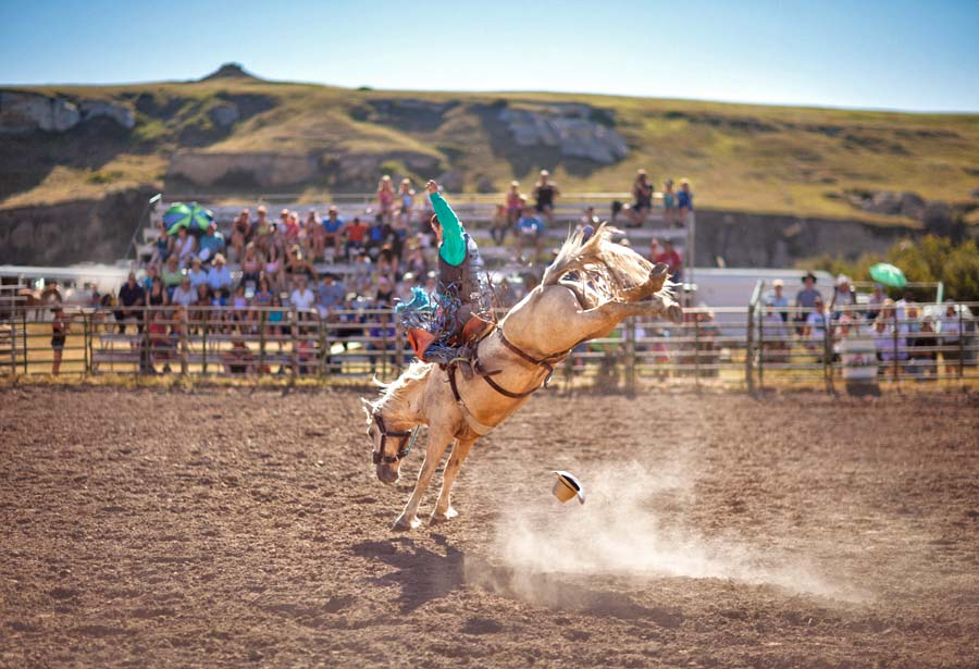 Rodeo (c) Travel Alberta