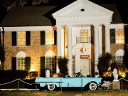 Elvis Presleys Villa Graceland (c) Tennessee Tourism