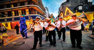 New Orleans Second Line (c) NOCVB