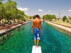 Balmorhea State Park © Texas Parks and Wildlife Department
