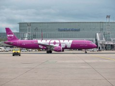 WOW air Inaugural Flight FRA-KEF (c) Christian Christes