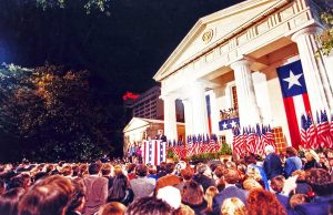 Bill Clinton ©Courtesy of the Old State House Museum Little Rock