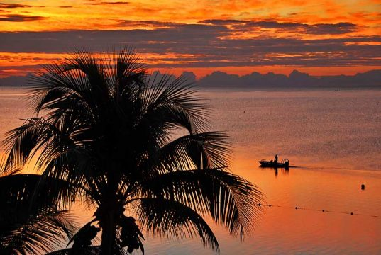 Islamorada Sunrise (c) Florida Keys News Bureau Photo by Andy Newman