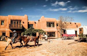 Rancho Alegre, Sante Fe © art of travel / Crookes and Jackson