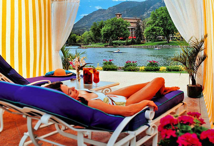 The Broadmoor © Preferred Hotel Group™
