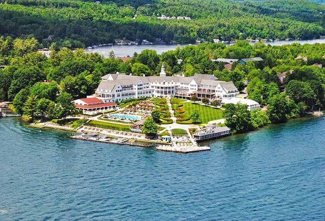 THE SAGAMORE © Preferred Hotel Group™