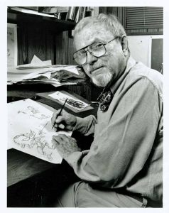 Chuck Jones. (c) Smithsonian Institution