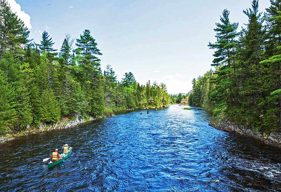 Penobscot River (c) Maine Office of Tourism