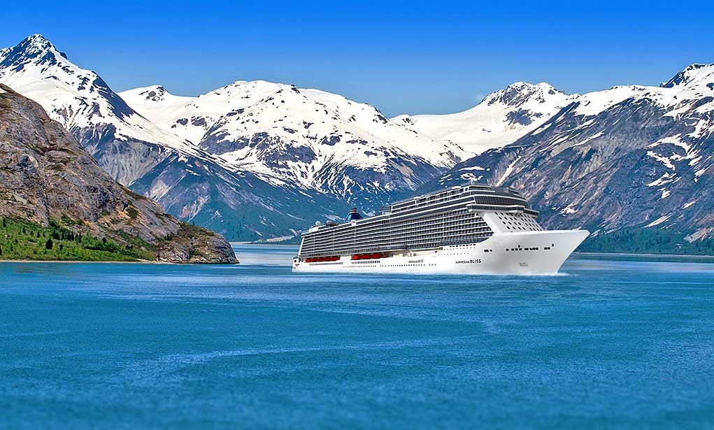 Norwegian Bliss Alaska (c) NCL