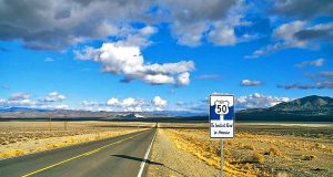 Highway 50 (c) Travel Nevada