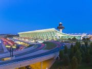 Washington Dulles International Airport (c) Virginia