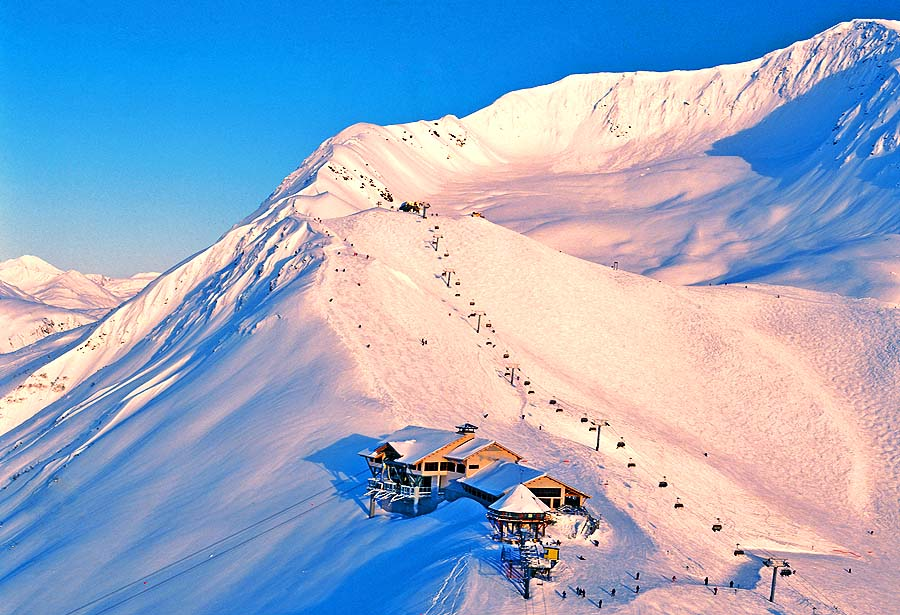 Alyeska Resort (c) Ken Graham