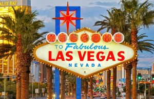 Las Vegas sign (c) Brian Jones / LVCVA