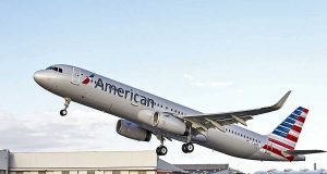 American Airlines A321 (c) American Airlines