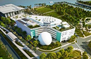 Miami Museum of Science (c) Patricia and Phillip Frost Museum of Science