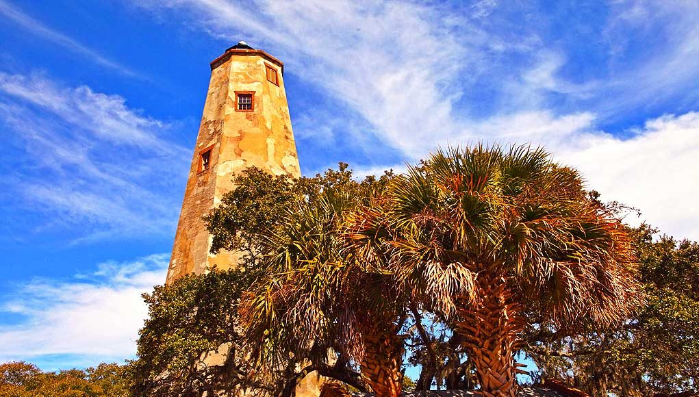 Bald Head Island Lighthouse © VisitNC.com