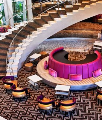 "W Hotel, Los Angeles. (c) ""obs/hotels.com"""