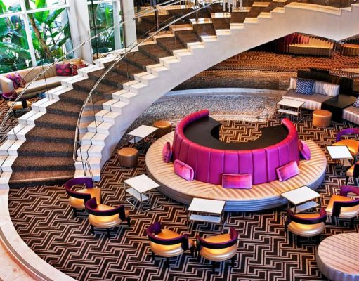 """W Hotel, Los Angeles. (c) """"obs/hotels.com"""""""