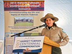 Harriet Tubman Centennial Commemoration (c) Maryland GovPics