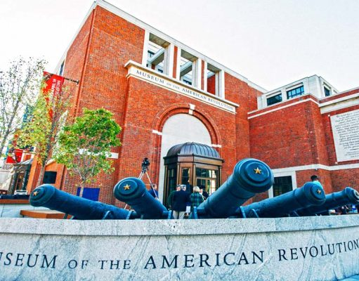 Museum of the American Revolution (c) Discover PHL