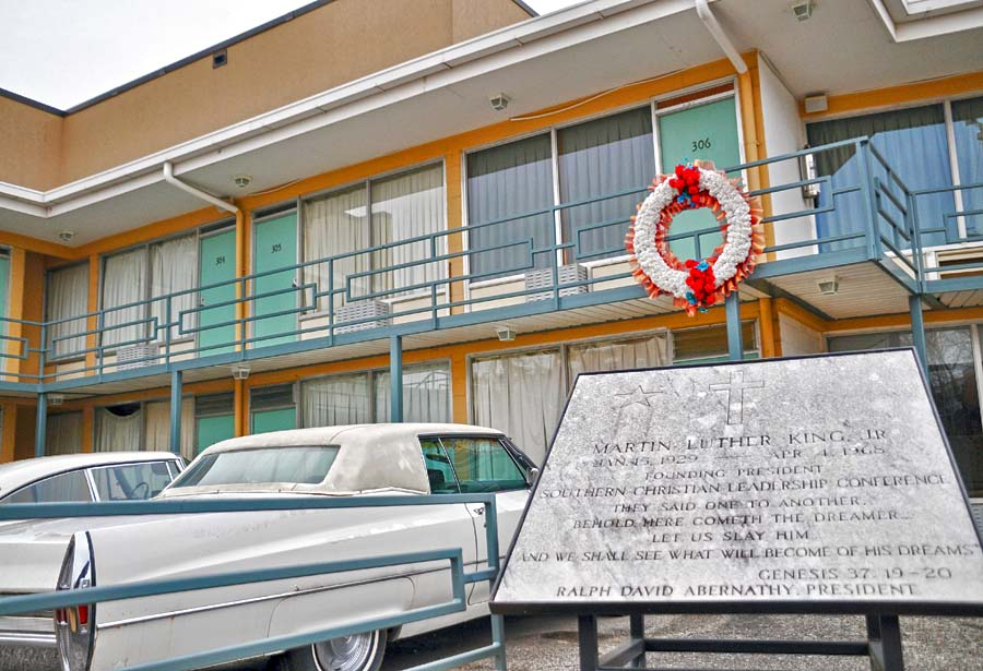 National Civil Rights Museum (c) National Civil Rights Museum