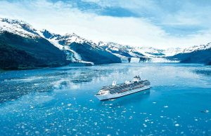 Coral Princess in Alaska (c) Princess Cruises